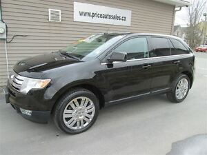 2008 Ford Edge LIMITED-NAVIGATION-HEATED LEATHER-GLASS ROOF!!!