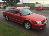 Subaru Legacy GL 4WD Sport Estate. Full service history. Cambelt recently replaced.Immaculate car.