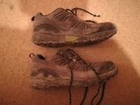 Regatta Isotex Waterproof and Breathable Mens Walking/Hiking Boots size 10