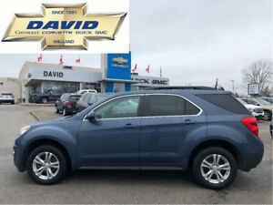 2011 Chevrolet Equinox 1LT FWD/ REMOTE START/ ALLOYS/  LOCAL TRA