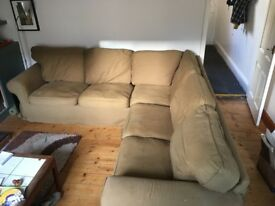 ***must go this weekend*** Ikea 5 seater sofa.