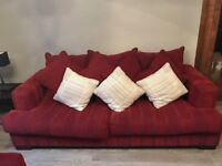 3 x Sterling Furniture Sofas
