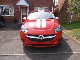 Vauxhall Corsa 1.2 Sting, FSH, 1 Owner, Manufacurer's Warranty.