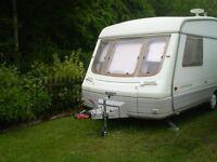 2 berth swift corniche 15\ 2 touring caravan
