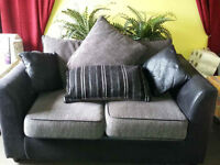 two seater arm rest 2 Shannon sofas