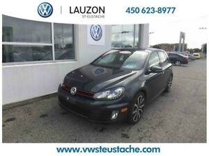2013 Volkswagen Golf GTI *Sieges Chauffants*Mags 18PO*Toit Ouvra