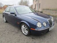 JAGUAR S TYPE V6 SE *** AUTOMATIC *** MOT FEB 2019 *** FULL LEATHER INTERIOR ***
