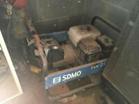 SDMO generator £150 ono