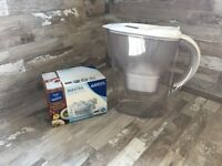 BRITA Marella Cool Water Filter Jug + 4 BRITA Maxtra Cartridges
