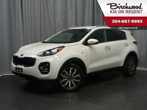2017 Kia Sportage EX *ALL WHEEL DRIVE AND POWER SEATS*