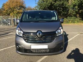 Renault Trafic Sport, Brand New Pre Reg. Finance available, available for immediate delivery .