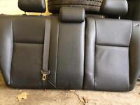 Toyota Corolla TSport Leather Interior