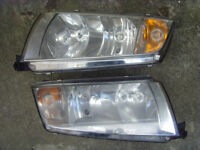 SKODA Fabia Mk1 Headlights