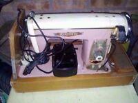 Seamstress Sewing machine