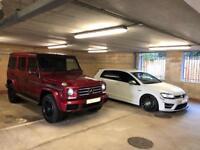 Mercedes G class, AMG & Range Rover Hire London