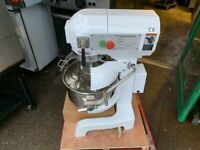COMMERCIAL CATERING 20 L FOOD DOUGH MIXER FAST FOOD TAKE AWAY RESTAURANT SHOP