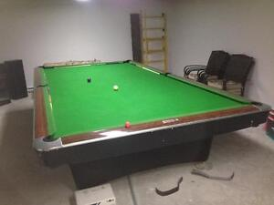 table de snooker
