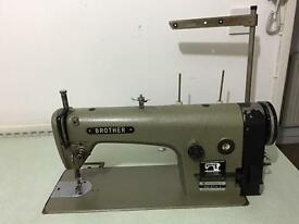 Industrial brother sewing machine