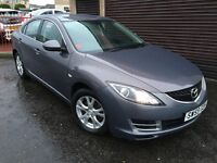 Stunning 2009 59 Mazda 6 1.8Ts 4Dr **2 Owners+Only 84000+History+Mega Spec**