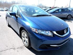 2015 Honda Civic LX / 14,127KM ! AUTOMATIQUE