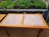 Dining table -