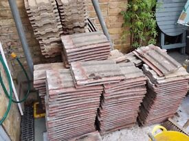 Good Quality Used Roof Tiles (About 350) for only £150