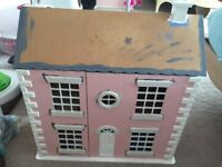 Dolls house- for child play or hobbie