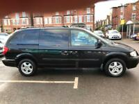 Chrysler grand voyager 2.8 CRD DIESEL automatic 1 owner
