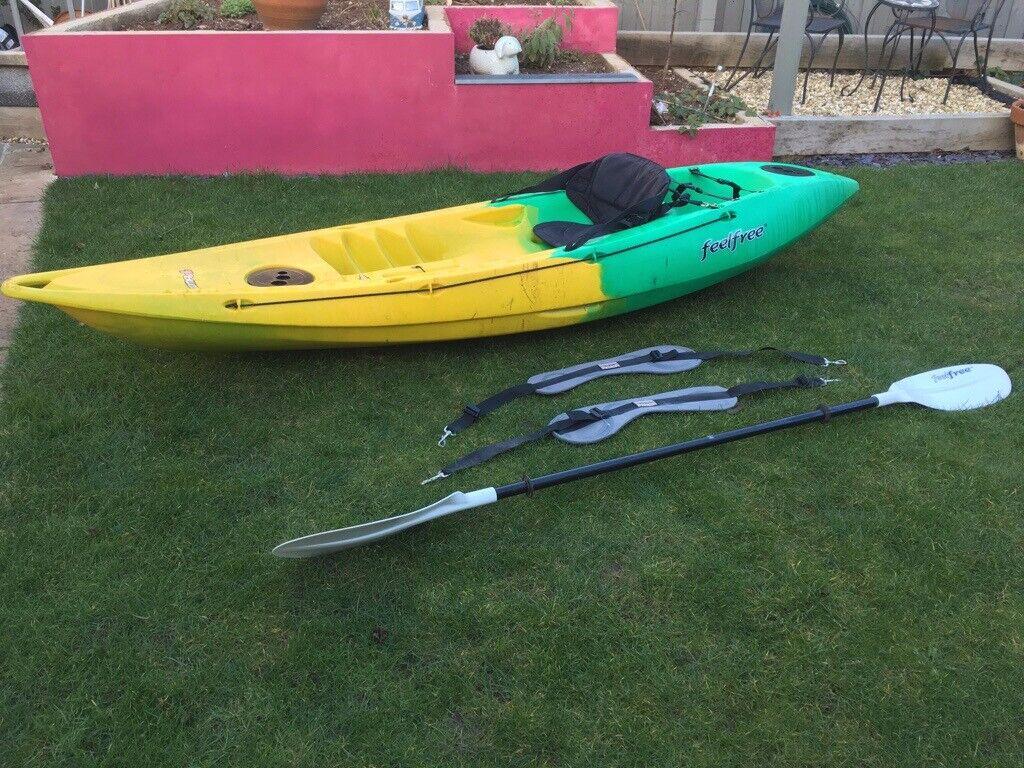 Feel free Nomad sit on top kayak   in Congresbury, Bristol   Gumtree