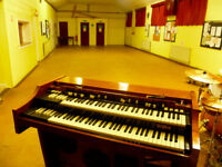 HAMMOND ORGAN QUARTET AVAILABLE