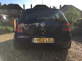 2002 VW Golf GTi MK4 AUM 1.8T Modified