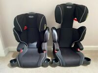 Graco Assure Lightweight High Back Booster Car Seat.