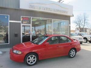 2003 Nissan Sentra SRS  4 CYL AUTOMATIC 166,000 K CLEARANC $4250