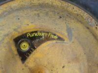 Haemmerlin Puncture Free Wheelbarrow Wheel