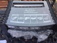 Professional gourmet grill & toaster £15