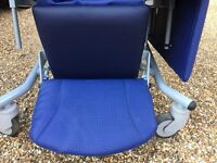 WHEELCHAIR by Felgains cost £2,820. Hardly used so in excellent condition