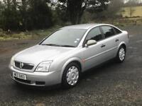 04 Vauxhall vectra life Cdti £790 full mot