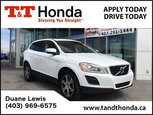 2012 Volvo XC60 T6 *No Accidents, Bluetooth, Leather Interior