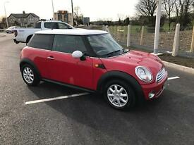 2007 Mini Cooper Hatch 6 speed ..