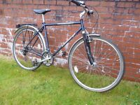 Edinburgh road bike