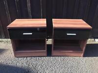 Bedside Cabinets ( Can Deliver )