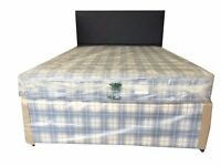 Brand New / Double with Mattress OR Small-Double with Mattress *Same Day Delivery*