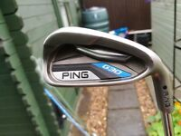 Ping G30 irons 6-PW. Regular steel shaft
