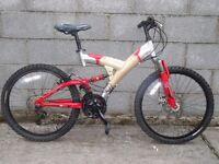 boys bike 24''