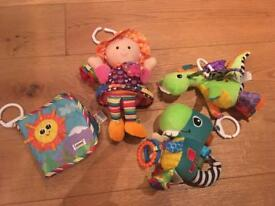 Lamaze/ Sensory Toys