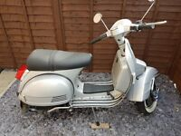 lml 125 4t 4 speed manual , sell or swap 4 a vespa 2t