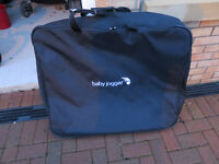 Baby Jogger carry bag for double pram