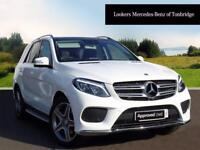 Mercedes-Benz GLE Class GLE 250 D 4MATIC AMG LINE PREMIUM (white) 2016-12-09