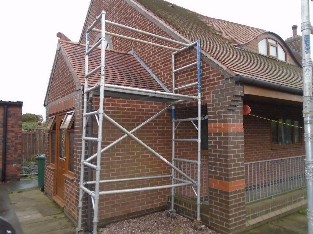 alloy scaffolding