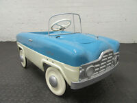 Beautiful 1950s Tri-ang Ford Zephyr Pedal Car